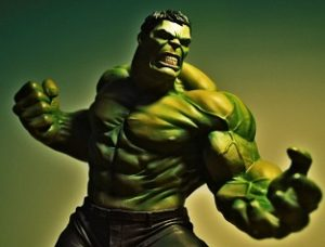 Hulk, Fight or Flight response, Stress response, Anger, Stress hormones