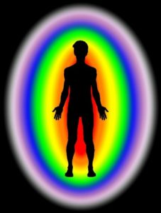 Body energy field, radiowaves, electromagnetic spectrum, mocrowaves, health